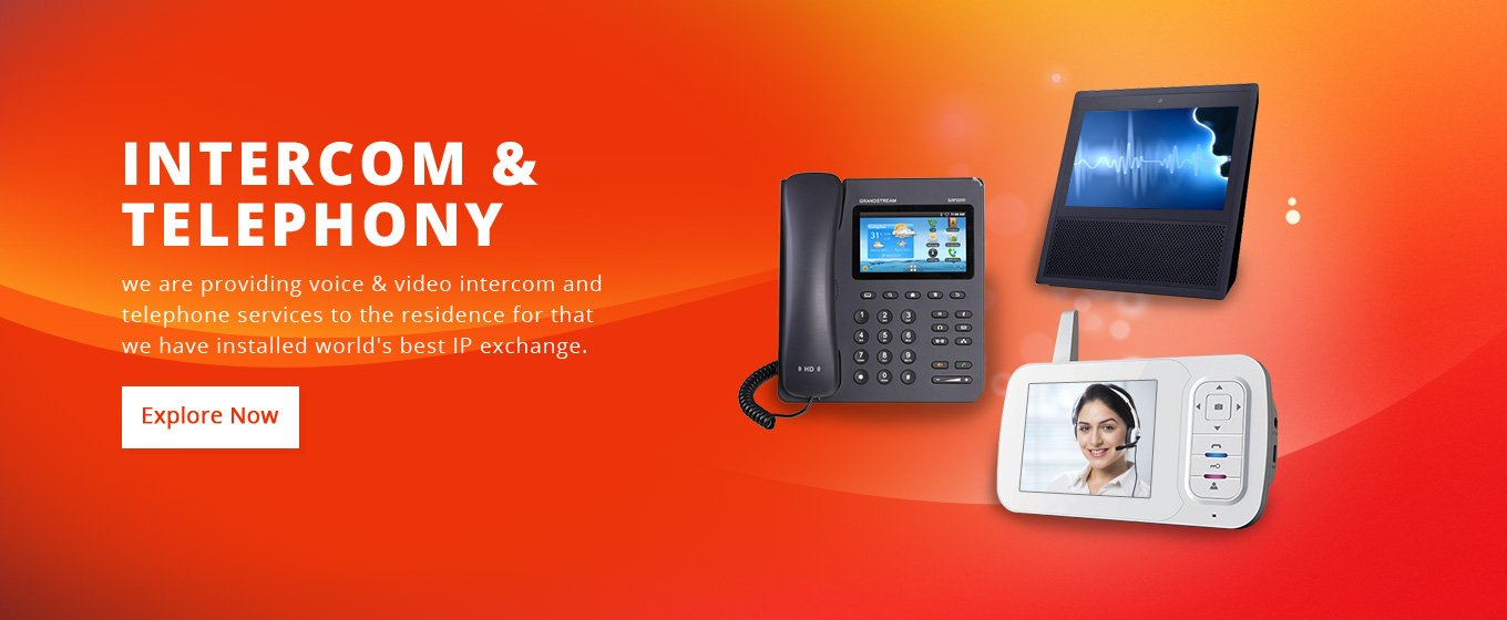 Intercom and Telephony